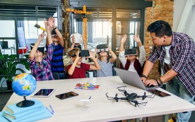 AR in the Pursuit of Learning